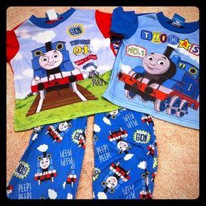 3piece Thomas and Friends pajama set *Price Firm*